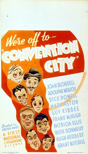 Convention City - Movie Poster (thumbnail)