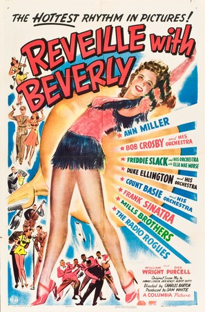 Reveille with Beverly - Movie Poster (thumbnail)