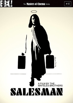 Salesman - British DVD cover (thumbnail)