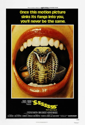 SSSSSSS - Movie Poster (thumbnail)