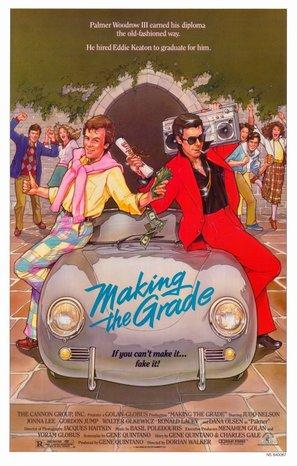 Making the Grade - Movie Poster (thumbnail)