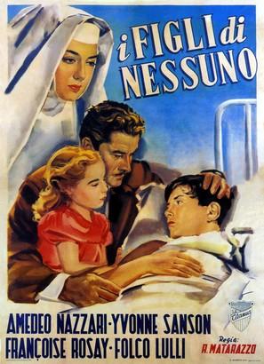 I figli di nessuno - Italian Movie Poster (thumbnail)