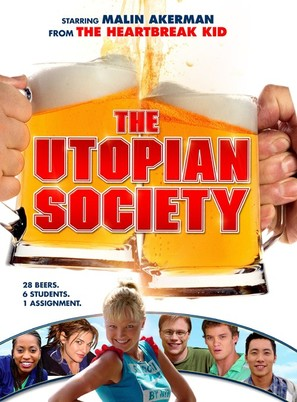 The Utopian Society - poster (thumbnail)