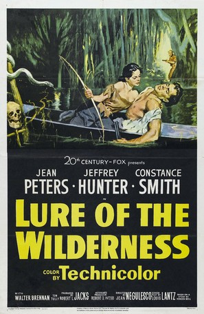 Lure of the Wilderness - Movie Poster (thumbnail)