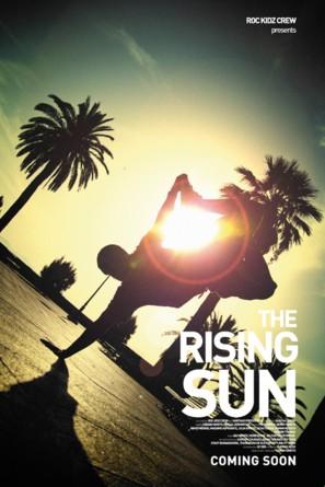 The Rising Sun - Swiss Movie Poster (thumbnail)