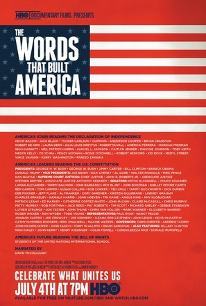 The Word That Built America - Movie Poster (thumbnail)
