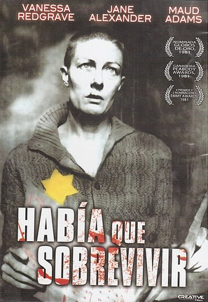 Playing for Time - Spanish Movie Poster (thumbnail)