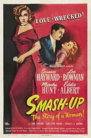 Smash-Up: The Story of a Woman - Movie Poster (thumbnail)