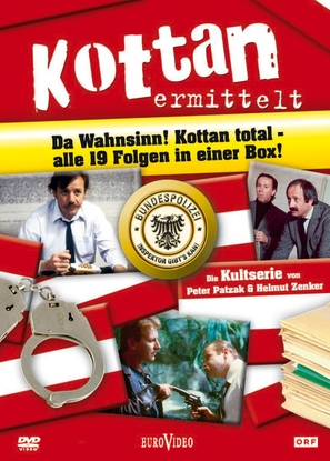 """Kottan ermittelt"" - German Movie Cover (thumbnail)"