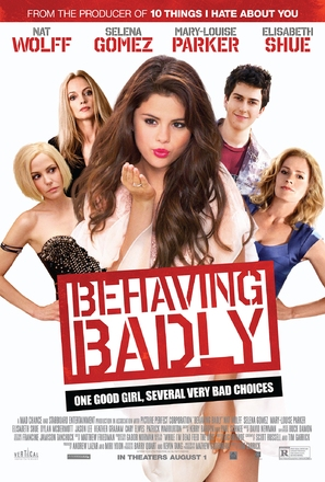 Behaving Badly - Movie Poster (thumbnail)
