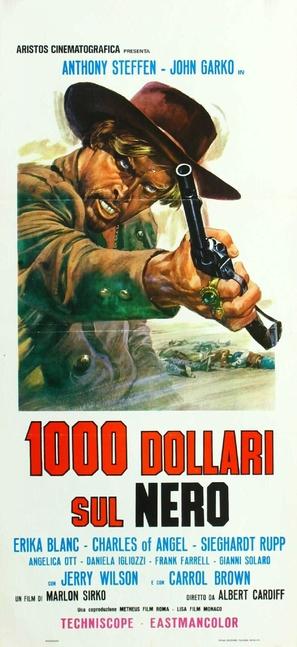 Mille dollari sul nero