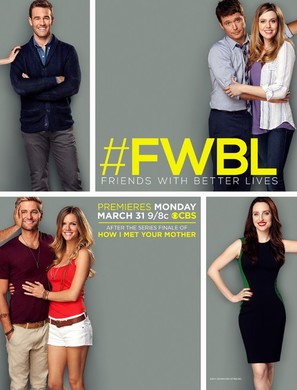 """""""Friends with Better Lives"""" - Movie Poster (thumbnail)"""