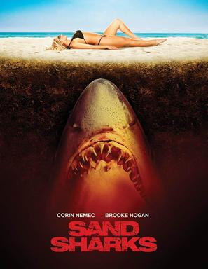 Sand Sharks - Movie Poster (thumbnail)