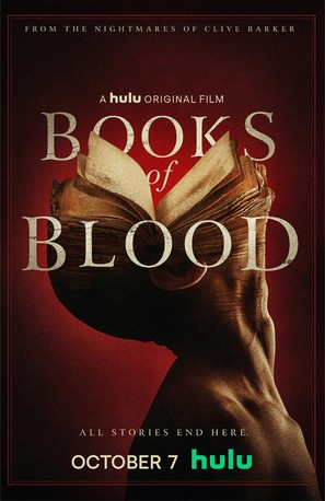 Books of Blood - Movie Poster (thumbnail)