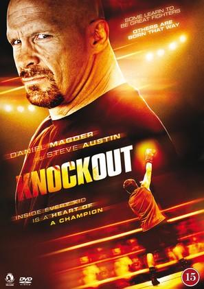 Knockout - Danish DVD cover (thumbnail)