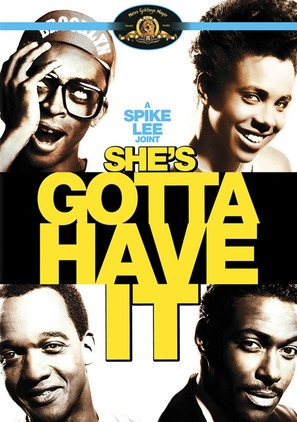 She's Gotta Have It - DVD cover (thumbnail)
