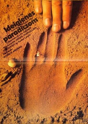 Ideiglenes paradicsom - Hungarian Movie Poster (thumbnail)