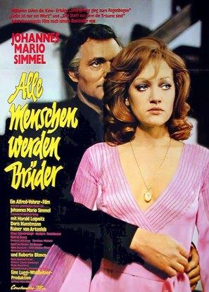 Alle Menschen werden Brüder - German Movie Poster (thumbnail)