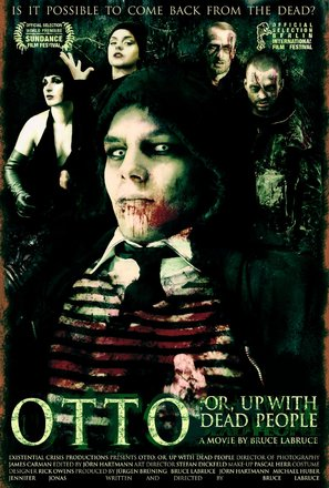 Otto; or Up with Dead People - Movie Poster (thumbnail)