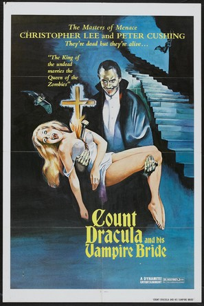 The Satanic Rites of Dracula - Movie Poster (thumbnail)