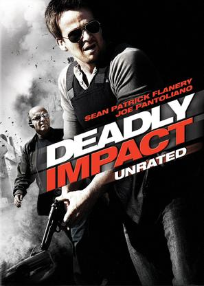 Deadly Impact - DVD cover (thumbnail)
