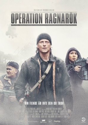 Operation Ragnarök - Swedish Movie Poster (thumbnail)