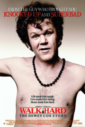 Walk Hard: The Dewey Cox Story - Movie Poster (thumbnail)