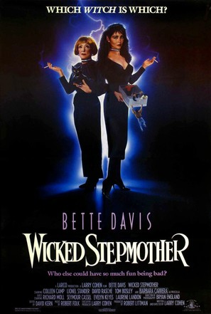 Wicked Stepmother - Movie Poster (thumbnail)