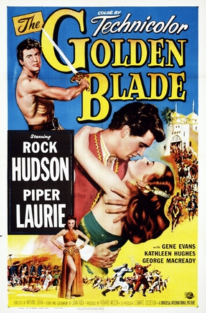 The Golden Blade - Movie Poster (thumbnail)
