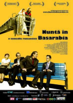 Nunta in Basarabia - Romanian Movie Poster (thumbnail)