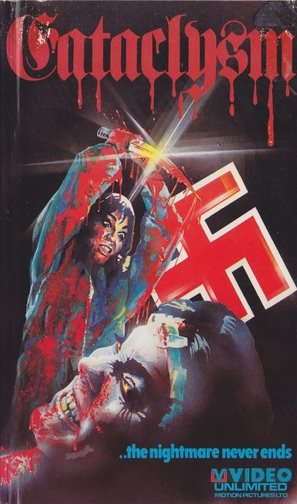 Cataclysm - British VHS cover (thumbnail)