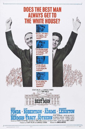 The Best Man - Movie Poster (thumbnail)