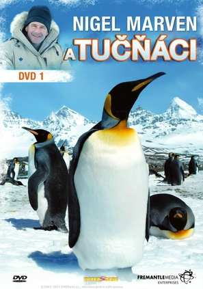 """""""Penguin Week with Nigel Marven"""" - Czech Movie Poster (thumbnail)"""