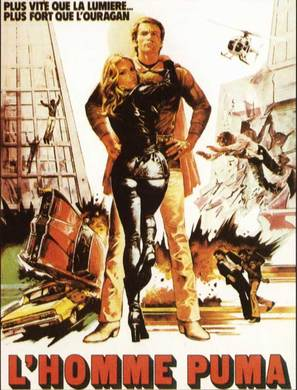 Uomo puma, L' - DVD cover (thumbnail)