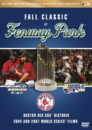 """2007 World Series: Boston Red Sox vs. Colorado Rockies"" - DVD cover (thumbnail)"