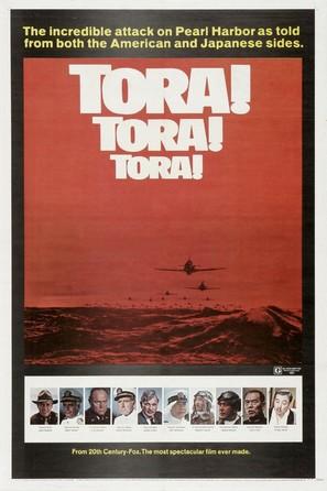 Tora! Tora! Tora! - Movie Poster (thumbnail)