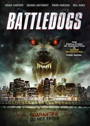Battledogs - DVD movie cover (thumbnail)