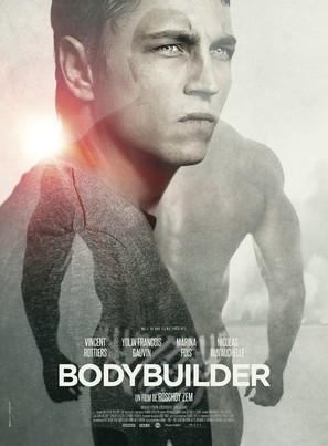Bodybuilder - French Movie Poster (thumbnail)