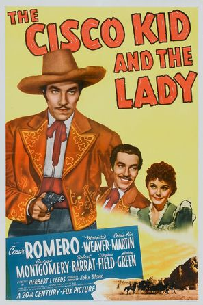 The Cisco Kid and the Lady