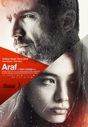 Araf - Turkish Movie Poster (thumbnail)