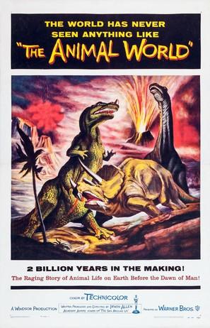 The Animal World - Movie Poster (thumbnail)
