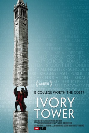Ivory Tower - Movie Poster (thumbnail)