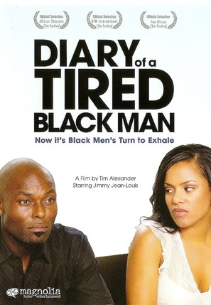 Diary of a Tired Black Man - Movie Cover (thumbnail)