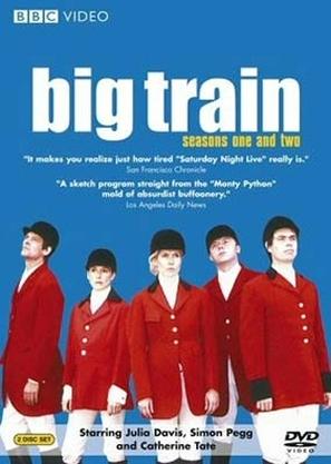 """Big Train"" - DVD movie cover (thumbnail)"