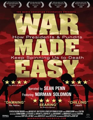 War Made Easy: How Presidents & Pundits Keep Spinning Us to Death - poster (thumbnail)