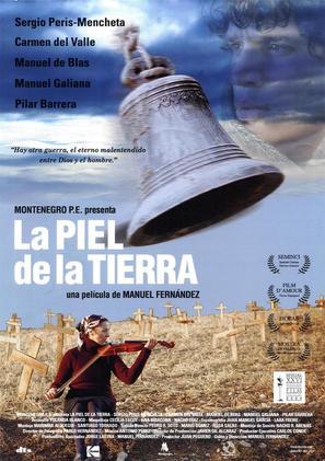 Piel de la tierra, La - Spanish poster (thumbnail)