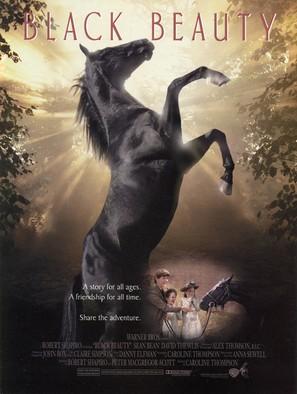 Black Beauty - poster (thumbnail)