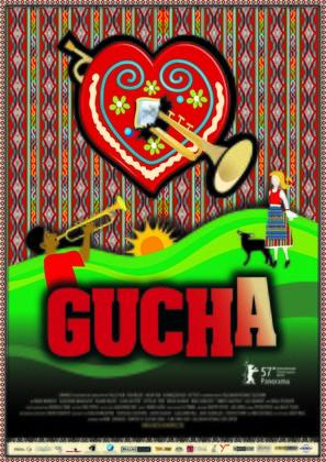 Guca! - German poster (thumbnail)