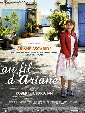 Au fil d'Ariane - French Movie Poster (thumbnail)