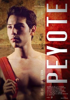 Peyote - German Movie Poster (thumbnail)